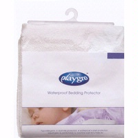 Fitted Cot Mattress Protector from Playgro