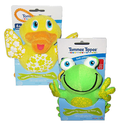 Tommee Tippee Safety Bath Critters