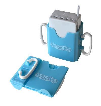 CuppyCup drink and pouch holder