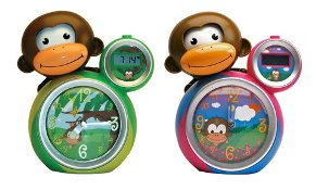 Baby Zoo Sleep Training Clock