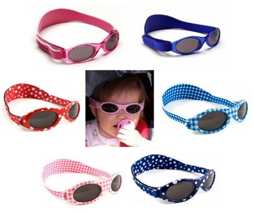 Kids Adventure Sunglasses from babybanz - Age 2-5