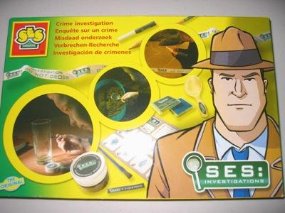 SES Crime Investigation kit