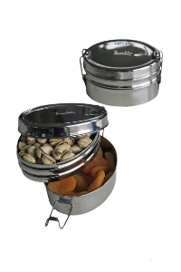 4myEarth Stainless Steel Snack Tin