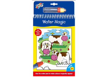 Galt Water Magic Book - Farm