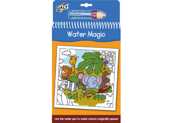 Galt Water Magic Book - Animals