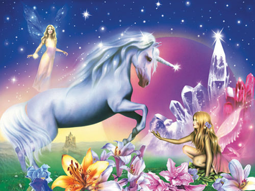 Ravensburger Fairies puzzle