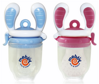 Genius - Silicone teat baby feeder