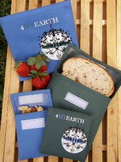 4myEarth Reusable Sandwich Pocket