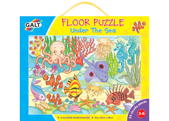 Galt Under the Sea 24 piece puzzle