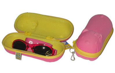 Sunglass case - Pink
