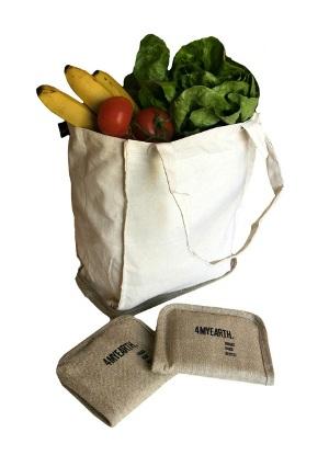 4myEarth Organic Shopper