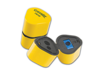 Crayola Trio Pencil Sharpener