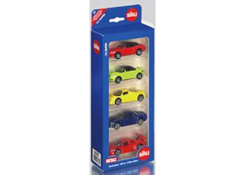 Siku Boxed Sports Car set