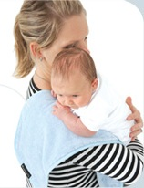 Mum2Mum Super soft Cotton Burp Cloth