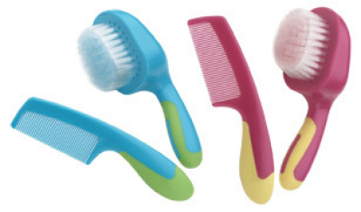 Playgro Baby Comb & Brush Set