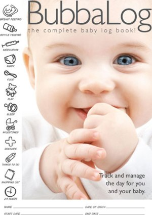 BubbaLog - baby info journal