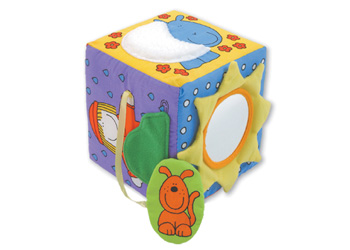 Galt Soft Activity Cube