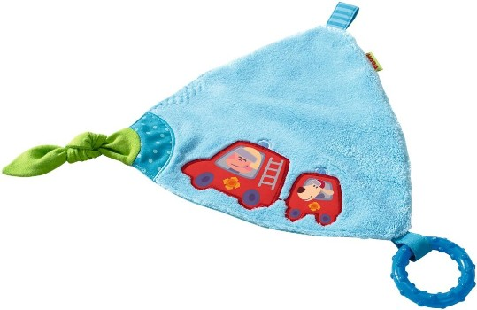 HABA soft blankie - Ding-a-ling-a-ling