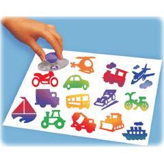 Transport Stampers - Set of 14