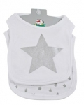 Star bib twin pack