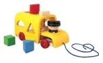 Plan - Wooden Sorting School Bus