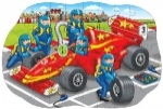 Orchard Big Racing Car Floor Puzzle