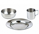 Lunchbots Stainless Steel Meal Set
