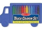 Melissa & Doug Crayon Set - Truck