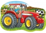 Orchard Tractor Puzzle