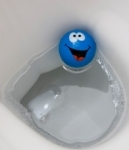 Max Balls - Floating toilet training aid