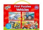 Galt First Puzzles - Vehicles set of 4