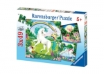 Ravensburger World of Dreams 3 x 49 piece puzzles