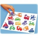 Transport Stampers - Set of 14