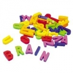 Magnetic letters - Upper case