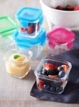 Littlelock - Glass Food Storage Tubs