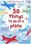 Usborne 50 things to do on a plane cards