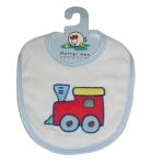 Mother Hen Choo Choo Train Bib