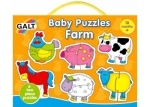Galt Baby Puzzles - Farm