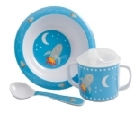 3 piece dinner set Rocket