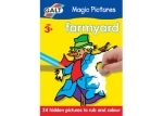 Galt Magic Pictures - Farmyard