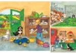 Ravensburger Big Farm 3 x 49 piece puzzles