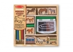 Melissa & Doug Horse Stamp Set