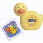 Playgro Bath & Room Thermometer - Duck