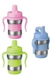 Innate Stainless Steel Me-Me Gripper sippy cup