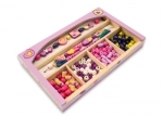 Melissa & Doug Happy Hearts Bead Set