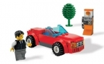 Lego City Sports Car set