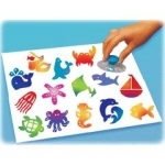Sea Life Stampers - Set of 14