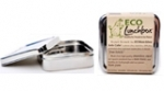 Solo Cube - Stainless steel lunch box