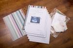 Baby Record Book from Milestone Press