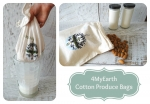 Kitchen essentials - Cotton storage and nut milk bag set